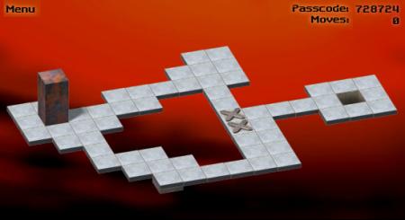 bloxorz level 28 code