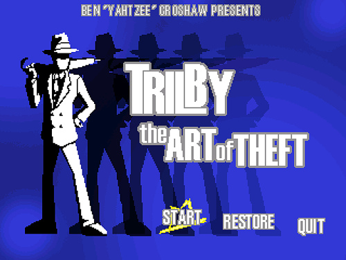 trilby the art of theft indiefaqs